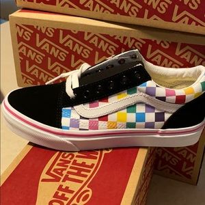 COPY - Kids vans size 3